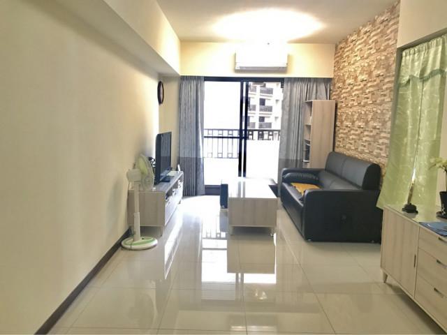 鴻築新巴黎裝潢2房+車位,桃園市楊梅區金山街