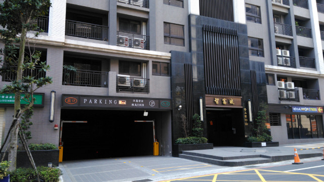 智富城裝潢2大房車+露臺,桃園市楊梅區金山街