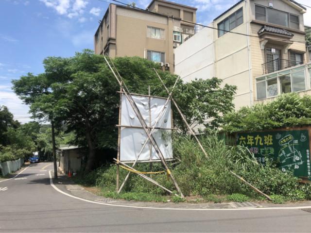 後站三角窗優質建地,桃園市楊梅區新梅三街