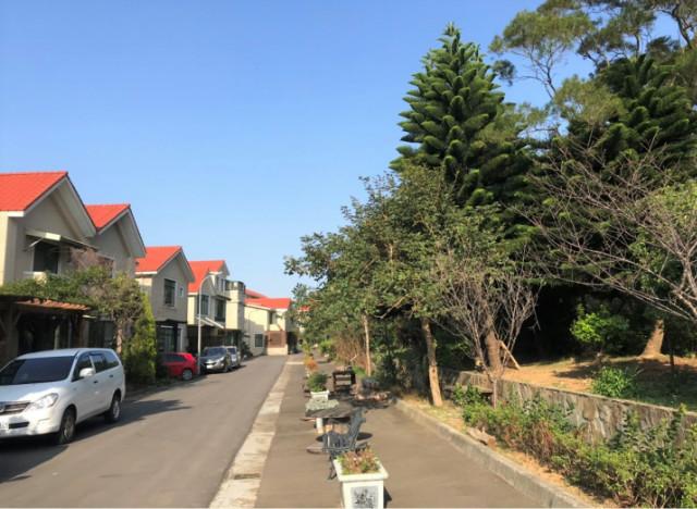 歐洲山莊雙併別墅,桃園市楊梅區楊湖路一段