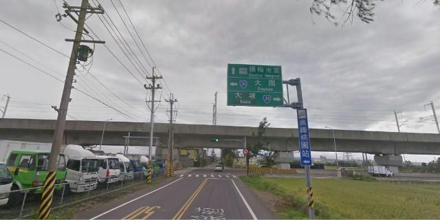 社子溪旁資材室,桃園市楊梅區中華南路二段
