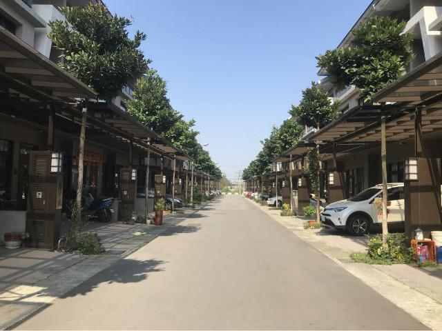 歐洲山莊~稀有雙併別墅,桃園市楊梅區楊湖路一段