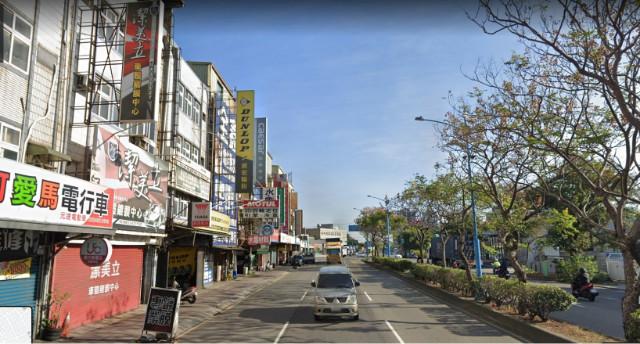 中山北路二段黃金店面,桃園市楊梅區中山北路2段