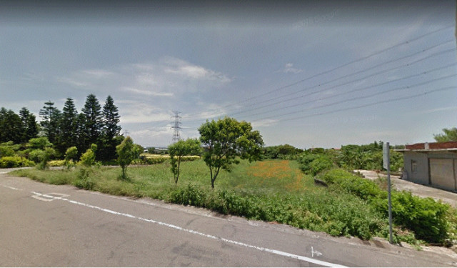 中山西路臨路20米可資材室,桃園市新屋區下田心子段