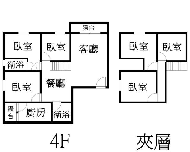 愛買商圈~三房美寓,桃園市楊梅區元化街