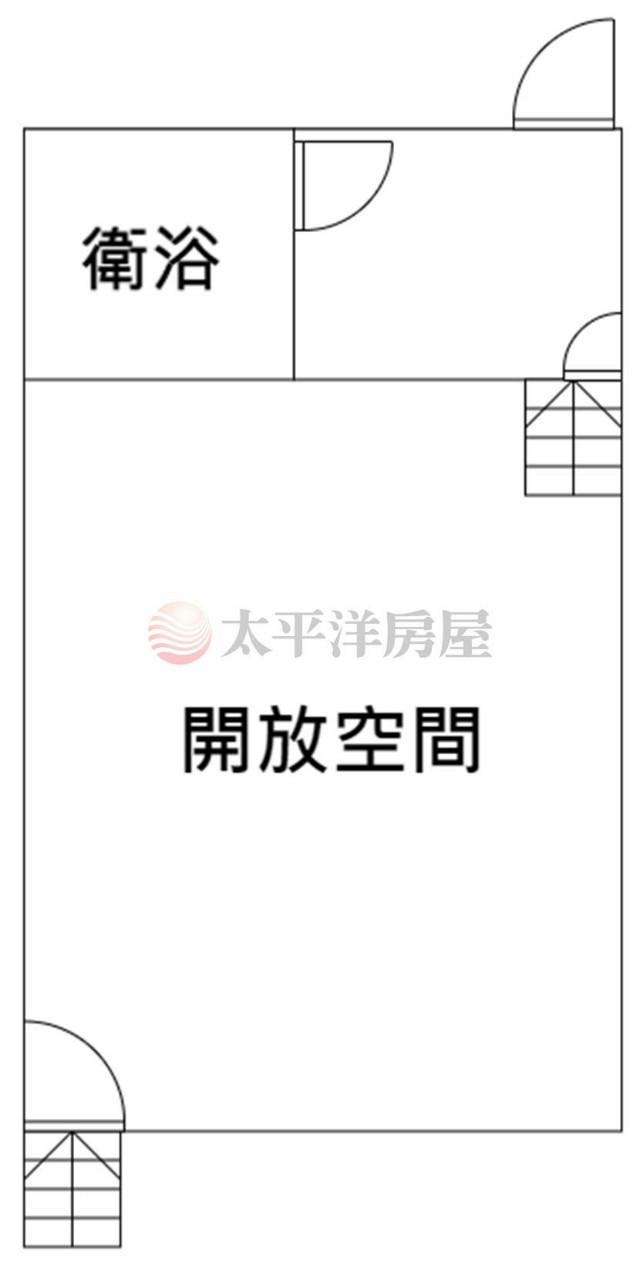 中平商圈金店面