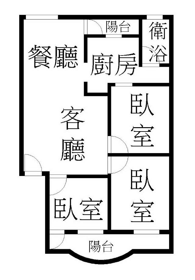 楊梅市區低總價公寓II,桃園市楊梅區大平街